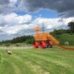 十和田市の駒っこランドは子ども連れで遊ぶのに最適!馬もいるし、遊具もたくさんあるよ!